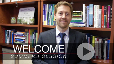 Welcome Message Video